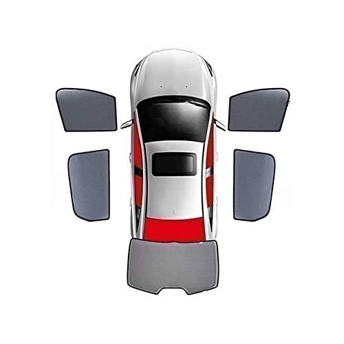 Parasol De Coche para Citroen C4 Grand Picasso 2013-2019,Autoadhesivas ProteccióN UV Parasoles EstáTicos Parasoles De Las Ventanas Laterales Del AutomóVil Para Infantiles
