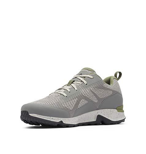 Columbia Herren VITESSE OUTDRY Multi-Sport-Schuhe,Nero Stratus Hiker Green 008,40 EU