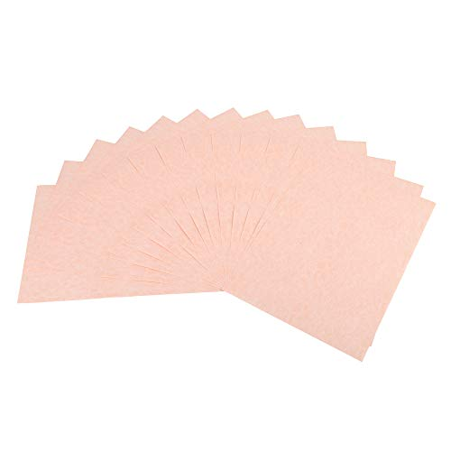 ewtshop® certificaat papier, DIN A4, 50 vellen, beige marmeren papier, briefpapier, aan beide zijden