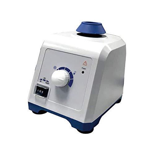 Laboratorio Vortex Mixer, Jog/Trabajo Continuo con 4 Mm 0-2800rpm Y El Diámetro Facturación para Agitar Tubos De Ensayo, Tubos De Centrífuga, Tubos Eppendorf