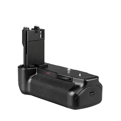 Meike MK-5D2L Professional vertical-shooting function Battery Grip Compatible with Canon 5D2L