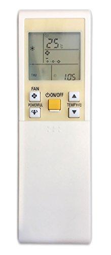 Telecomando di ricambio per Daikin serie ARC452A sostituisce ed è compatibile con ARC452A8 ARC452A9 ARC452A10 ARC452A11 ARC542A12 ARC452A13 ARC452A14 KTDJ001