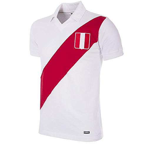 COPA Football - Peru 70 Jahre Retro Trikot