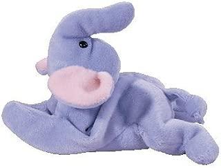 light blue elephant beanie baby value