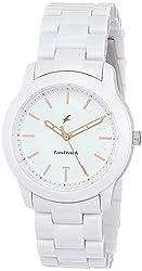 Fastrack Trendies Analog White Dial Women's Watch NM68006PP02 / NL68006PP02,Fastrack,NL68006PP02