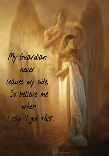 Guardian Angel Prayer Book Journal