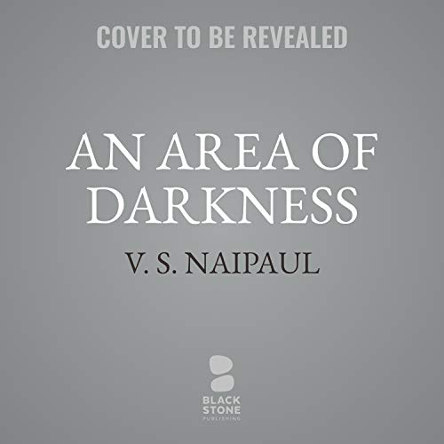 Couverture de An Area of Darkness