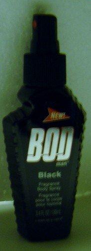 BOD Man Fragrance Spray 3.4 oz (2 PACK) - Fresh Guy & Black