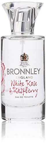 Bronnley White Rose & Raspberry Eau de Toilette, 50 ml