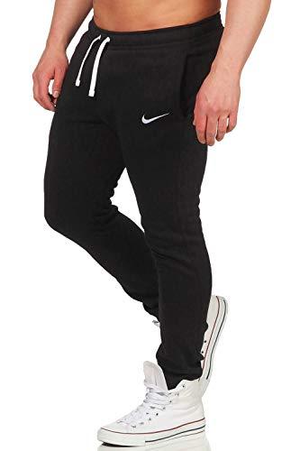 Nike Herren M CFD PANT FLC TM CLUB19 Sport Trousers, schwarz , S