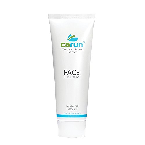 Carun Active Hemp Organic Face Cream 50ml