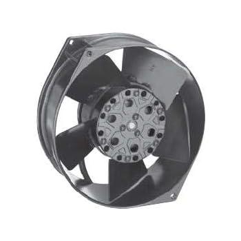 Axial Fan 57 mm A2S130 Series AC 230 V 229.54 cu.ft//min 130 mm IP20