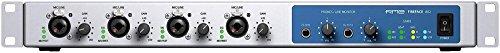 RME Fireface 802 7.1channels FireWire - Tarjeta de Sonido (7.1 Canales, 24 bit, 115 dB, 110 dB, 24-bit/192kHz, 24-bit/192kHz)