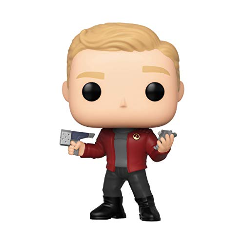 Funko- Pop TV: Black Mirror-Robert DALY Collectible Toy, Multicolor (45363)