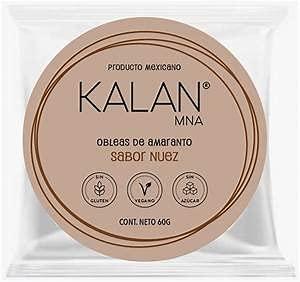 Kalan Nut Flavored Wafers (Pecan) 60 gr (2 pack)