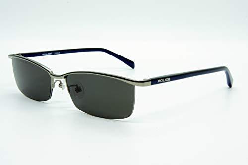 [ポリス] POLICE チタン カスタムサングラス VPL175J-S11 SUPERBLACK 国内正規品