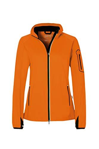 Hakro Women-Light-Softshell-Jacke Sidney, HK256-orange, L