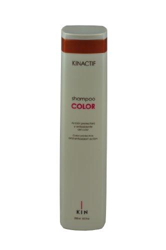 Kin Kinactif Color protectora y antioxidante Champú Acción - 250 ml