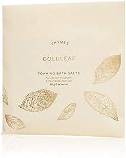 Thymes Bath Salt - 2 Oz - Goldleaf