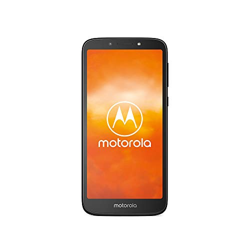 moto e5 play Smartphone (13,46 cm (5,3 Zoll), 1 GB RAM/16 GB, Android, Black