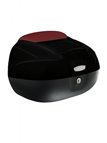 Piaggio Top Case Kit für Beverly, 37 Liter, schwarz 90B