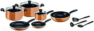 Cooking Sets Frypans,Ladles,Cooking pot Tefal Prima Cooking Set of 12 Pieces