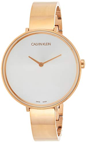 Calvin Klein Reloj Analógico-Digital para Unisex Adultos de Cuarzo con Correa en Acero Inoxidable K7A23646