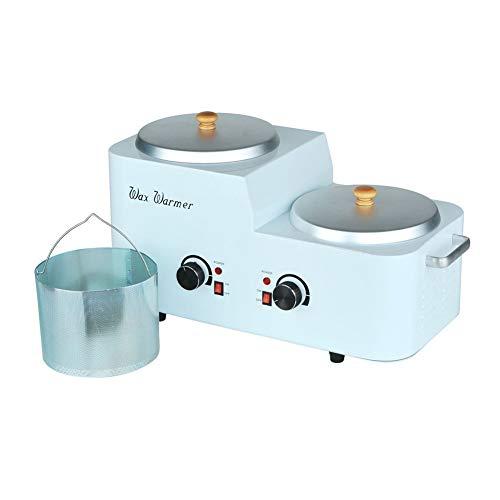 MTWAX 9L Calentador de Cera con Filtrar Depilatorio Vela Derrite Eléctrico Calentador...
