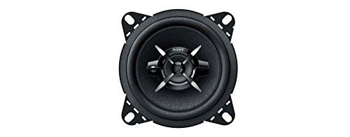 Sony XS-FB1030 10 cm 3-Wege Auto-Lautspecher mit 220 Watt Maximalleistung schwarz