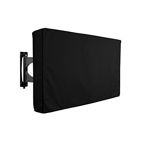 YMYP08 Tv Patio Cover, Durable 4 Season Universal Displayschutz Outdoor Indoor-TV-Staubschutz, Wasserdicht Sonnenschutz Umfassende Schutzhülle, Verschiedene Größen (Size : 24 * 19in)