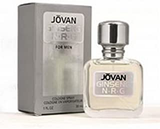 Jovan Ginseng N.R.G Cologne 1.6 fl. oz Spray Men
