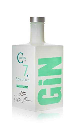 Humbel Clouds Gin Distillers Cut Limited Edition Nr. 7 0,7 Liter 48% Vol.