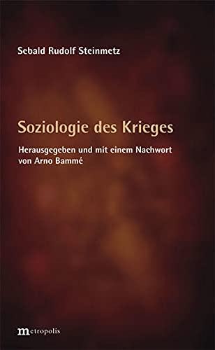 Soziologie des Krieges