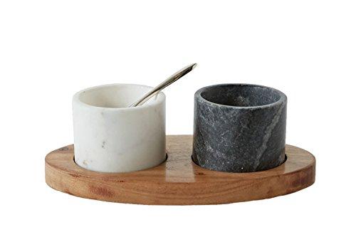 salt bowl with spoon - 5