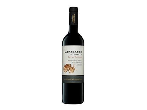Atrelados do Monte - Selección privada de vino tinto de Alentejo, botella de 75 cl (6 botellas)
