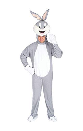 Horror-Shop Bugs Bunny Overall mit Kopf