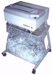 Buy Discount Oztec 1675-OS Shredder with Open Stand