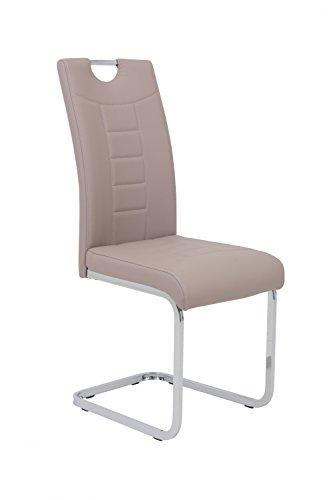 Hela Tische Möbel Vertriebs GmbH Dropship, de furniture, HELC5 -  4er Set Schwingstuhl