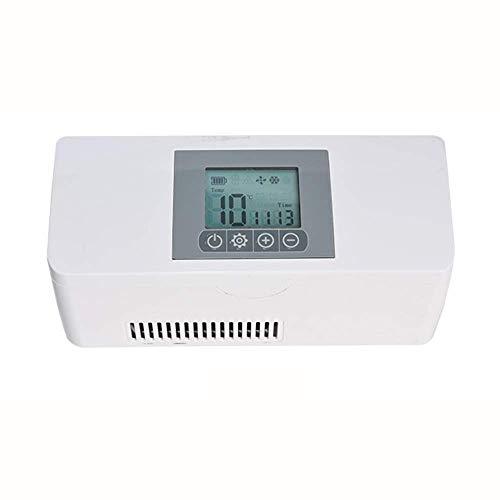 Unbekannt Insulin-Kühlbox Mini-Kühlschrank und Tragbare Medikation Cooler Box Für Medizin Kühlschrank und Auto-Insulin-Box Insulin-Kit (18.7X8X6.7Cm (7.36X3.15X2.64Inch)
