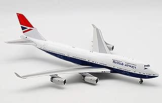 Inflight British Airways 1919-2019 Boeing 747 G-CIVB 1/200 diecast Plane Model Aircraft