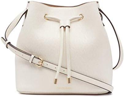 Calvin Klein Gabrianna Novelty Bucket Shoulder Bag White product image