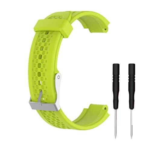 Meiruo Ersatz Armband für Garmin Forerunner 25, Ersatzband für Garmin Forerunner 25 (S-für Damen(Colour 2))