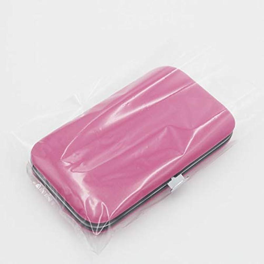 くさび冷蔵庫降雨7色の爪切りのセット7爪切りマニキュアツールのセットカスタムロゴ爪切りセット