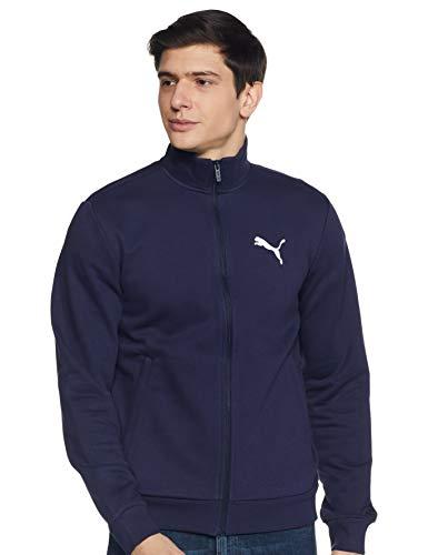 PUMA Men's Slim Jacket (58970702_Peacoat_M)