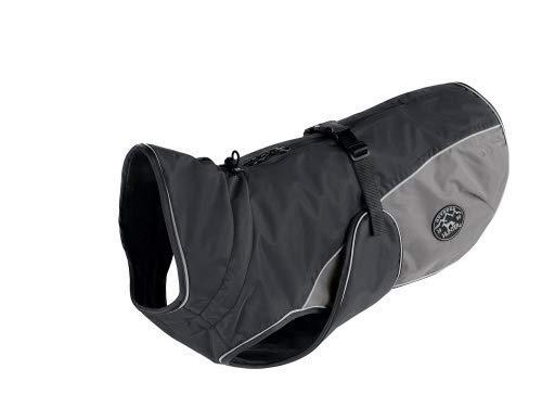 HUNTER - Abrigo para Perro (40 cm), Color Gris y Gris