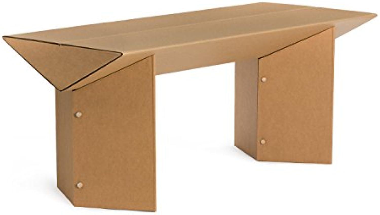 Stange Tisch Tabula RASA aus Pappe