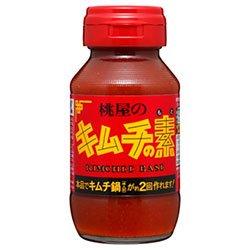 桃屋 キムチの素 190g瓶×12本入×(2ケース)