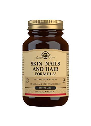 Skin, Nails and Hair Improved MSM Formula 120 Vegan Tablets