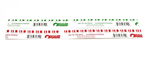 Sealed Power Plastigage (SPGR-1)