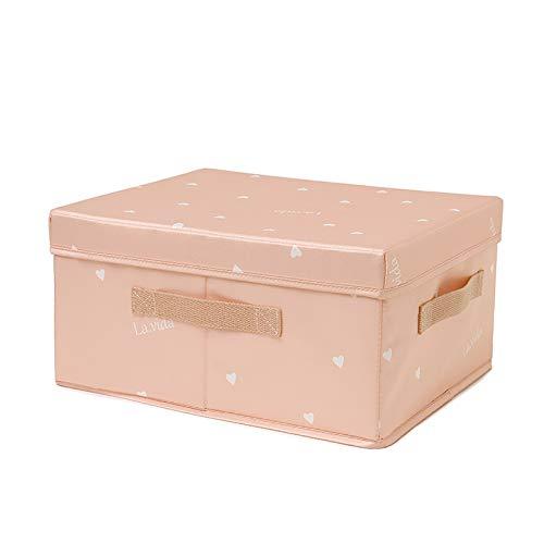 RENSHENKTO 1 organizador de ropa interior, organizador de cestas para armario, calcetines, organizador de almacenamiento, caja plegable para cajón